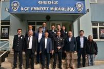 MEHMED ALI SARAOĞLU - Belediye Başkanı Saraoğlu Açıklaması Emniyet Teşkilatımız Büyük Bir Özveriyle Görev Yapmaktadır