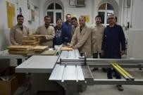 Biga'da Arı Kovanı Yapımı Kursu Başladı