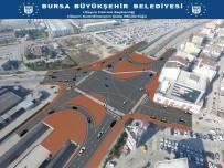 Bursa'da Trafik 'Akıllı Kavşaklar' İle Rahatlıyor