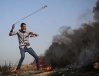 GÖZ YAŞARTICI GAZ - Büyük Dönüş Yürüyüşü'nde 30 Filistinli şehit oldu