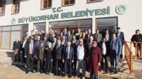 Büyükorhan Yeni Belediye Binasına Kavuşuyor