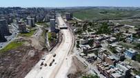 ÇEVRE YOLLARI - Çevik Kuvvet Kavşağı İçin Alternatif Yollar Açıldı