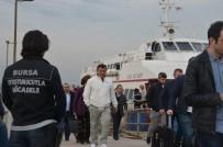 DENIZ OTOBÜSÜ - Deniz Otobüsünde Nefes Kesen Uyuşturucu Operasyonu