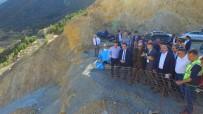 ÖZBURUN - DSİ Genel Müdürü Murat Acu Çay Barajı'nı İnceledi