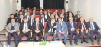 DTSO Başkanı Şahin Meclis Başkanı Dertli Oldu