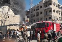 ÖZGÜR SURİYE - El Bab'da Meydana Gelen Patlamada 9 Kişi Öldü