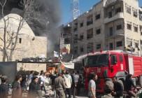 ÖZGÜR SURİYE - El Bab'daki Patlamada 9 Kişi Öldü