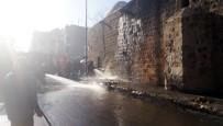 KİMLİK TESPİTİ - El Bab'taki Patlamada Yaralananlar Türkiye'ye Sevk Ediliyor