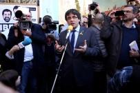 KATALONYA - Eski Katalan Lider Evine Dönmek İstiyor