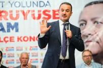 AYDIN ŞENGÜL - Foça AK Parti'de İrfan Çalışkan'la Yola Devam