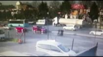 ALIYEV - Freni Boşalan Tanker Zincirleme Kazaya Neden Oldu