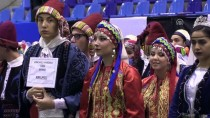 AYHAN ŞAHENK - Halk Oyunları Açıklaması Gençler Türkiye Şampiyonası