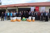 MISIR TOHUMU - Hisarcık'ta 52 Çiftçiye Ücretsiz Mısır Tohumu Dağıtıldı