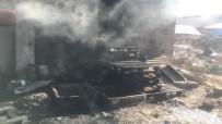 Isparta Tabakhanede Yangın