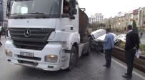 ALIYEV - İstanbul'da Tanker Faciası