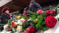ANMA TÖRENİ - İsveç'teki Terör Saldırısının Birinci Yılı