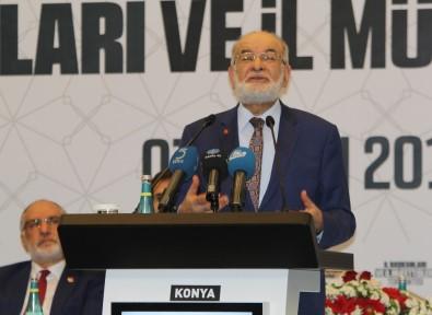 SP lideri Karamollaoğlu'ndan ittifak açıklaması