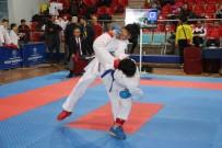 Karate Grup Müsabakaları Düzce'de Başladı
