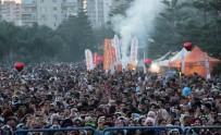 GÜVENÇ DAĞÜSTÜN - Karnaval Gongunu Kent Protokolü Çaldı
