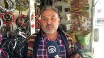 Köy Çocuklarına Seyyar Bisiklet Tamircisi