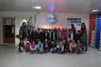 Köy Okulu Öğrencileri Gençlik Merkezinde Ağırlandı