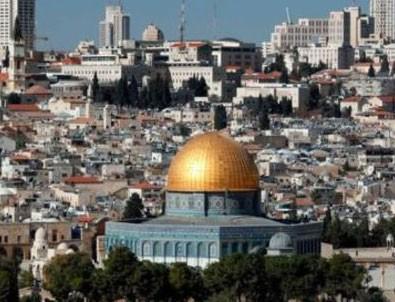 Kudüs'te gayrimeşru Yahudi yerleşim planları