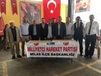 MHP'liler Başbuğ Türkeş'i Andı