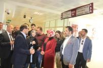 AK PARTİ İLÇE BAŞKANI - Milletvekili Sula Köseoğlu Çukurca'dan Ayrıldı