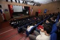 ŞEHİR TİYATROSU - Öğrencilerle Tiyatro Konuşuldu