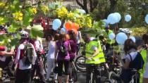 KUĞULU PARK - Otizm Farkındalığı İçin Pedal Çevirdiler
