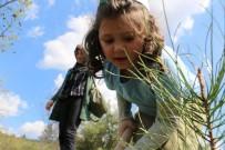 Özel Çocuklar Fidanları Toprakla Buluşturdu