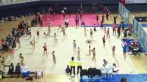 RECEP TOPALOĞLU - Ritmik Cimnastik Açıklaması Küçükler Kulüpler Arası Türkiye Şampiyonası