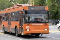 SOVYETLER BIRLIĞI - Rusya'da Tarihi Elektrikli Otobüsler Yenileniyor