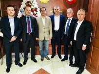 CEMAL ŞAHIN - Safranbolu TSO'da Ali Sami Acar Güven Tazeledi