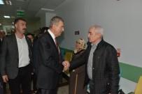 AKİF ÇAĞATAY KILIÇ - Sağlık Bakanı Demircan Samsun'da Hastaneleri Ziyaret Etti