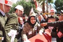 AKİF ÇAĞATAY KILIÇ - Şehit Pehlivan'ı Son Yolculuğuna Binler Uğurladı