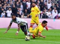 DEMBA BA - Spor Toto Süper Lig Açıklaması Beşiktaş Açıklaması 2 - Göztepe Açıklaması 0 (İlk Yarı)
