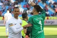 KALE ÇİZGİSİ - Spor Toto Süper Lig Açıklaması Trabzonspor Açıklaması 0 - Kayserispor Açıklaması 0 (İlk Yarı)