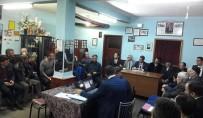 AK PARTİ İLÇE BAŞKANI - 'Tarımsal Desteklemeler Ve Eğitim Yayım Çalışmaları' Bilgilendirme Toplantısı