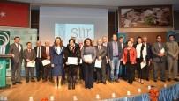 MUSTAFA UĞURLU - TDED Erzurum, Şiir Şöleniyle Birinci Yılını Kutladı