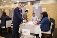 Tokat TSO Başkanlığına Ali Çelik Seçildi