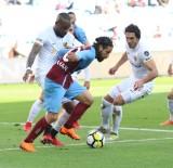 KALE ÇİZGİSİ - Trabzon'da İlk Yarıda Gol Yok