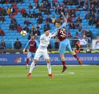 Trabzonspor evinde Kayserispor'a 4 attı