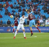 KALE ÇİZGİSİ - Trabzonspor evinde Kayserispor'a 4 attı