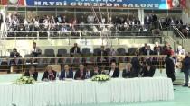 İBRAHİM HACIOSMANOĞLU - Trabzonspor Kulübünün Kongresi Başladı