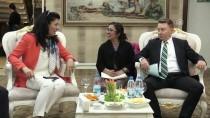 AYŞE TÜRKMENOĞLU - 'Uluslararası İşaret Dili Eğitici Eğitimi Programı Projesi'