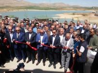 BATMAN VALİSİ - Vali Deniz Gercüş Kırkat Göleti Mesire Alanı Açılışına Katıldı