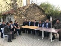 Vali Tutulmaz Ve Milletvekili Özkaya'dan Şehit Ailesine Ziyaret