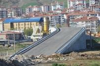 KOCADERE - Yeşilkent Üst Geçidi İçin Köprü Yapımı Devam Ediyor