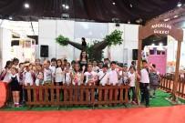 CEYDA DÜVENCİ - 3. Antalya Konyaaltı Mutlu Çocuk Fuarı Açılıyor